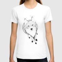 aurora T-shirts featuring Aurora by Amie Rohanne Pendry