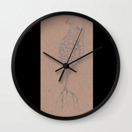 Specimen #13a (flora) Wall Clock