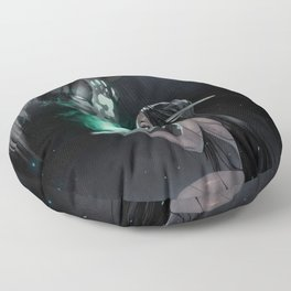 The Forest Doctor Floor Pillow