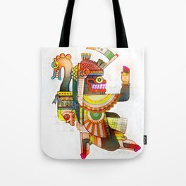 Serpent Bearer Tote Bag