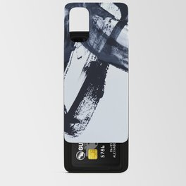 Ivory Black Android Card Case