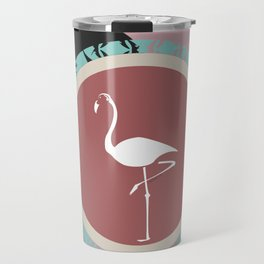 Guardian Flamingo, Unit 1 Travel Mug