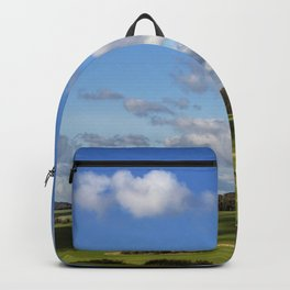Views of Wiltshire. Backpack