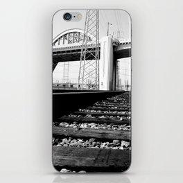 Sixth Street Bridge & Viaduct iPhone Skin