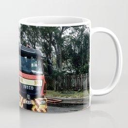 Fire Truck Wash Coffee Mug