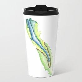 Skaneateles Lake - Bedrock Travel Mug