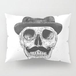Gentlemen never die Pillow Sham
