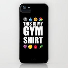 Gym iPhone Case