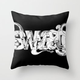 swag Throw Pillow