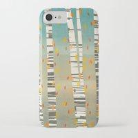 birch iPhone & iPod Cases featuring Birch by Shawn Tegtmeier
