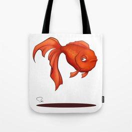 My Digital Zoo - Goldfish Tote Bag
