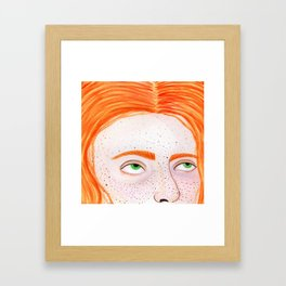 La Colora Framed Art Print