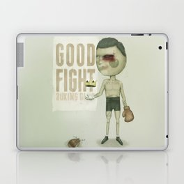 GO THE DISTANCE Laptop & iPad Skin