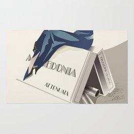 Glory to Yugoslavian design by Cardula Rug