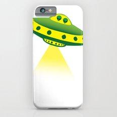 Alien Abduction iPhone 6s Slim Case