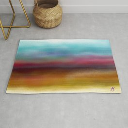 C for Colorful Rug