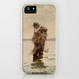 The Fisherman iPhone Case