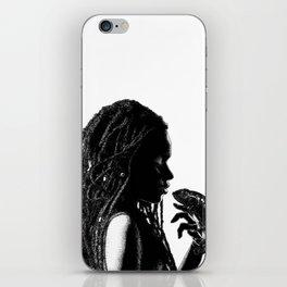 asc 659 La transformation (An african tale) iPhone Skin