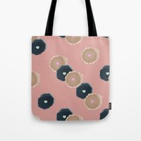 sydney Tote Bags featuring Sydney by Anh-Valérie