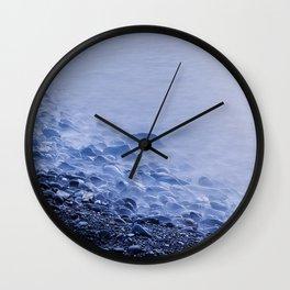Sea Calm Wall Clock