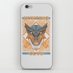 Hunting Club: Tigrex iPhone & iPod Skin