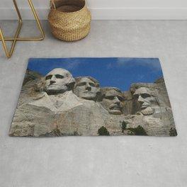 Four Former U S Presidents Rug
