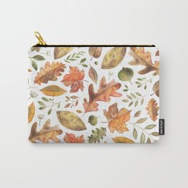 Autumn/Fall Leaves Carry-All Pouch