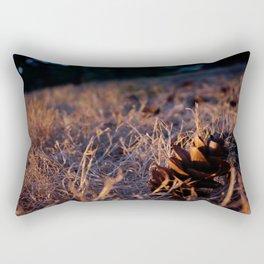 Fall Cones Rectangular Pillow