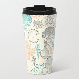 I love vegetables! Travel Mug