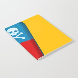 Deadly but Colorful. Pills Pattern Notebook
