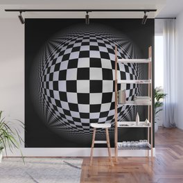 black-and-white -01- Wall Mural