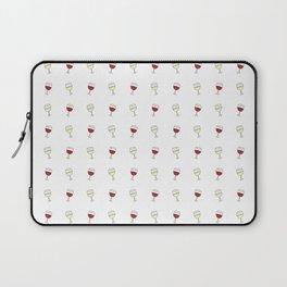 Red Wine, White Wine Laptop Sleeve