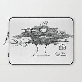 Animal Tree Laptop Sleeve