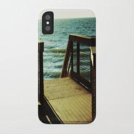 Seaside Dreaming iPhone Case