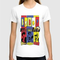 bebop T-shirts featuring Bebop radio  by whatdavedoes