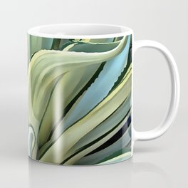 Tropical Agave Coffee Mug