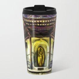 The Pagoda Vincent Van Gogh Travel Mug