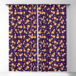 Candy Corn Dreams Blackout Curtain