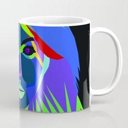 Elsa Dark Coffee Mug