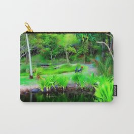 Kahana Bay H ... By LadyShalene Carry-All Pouch