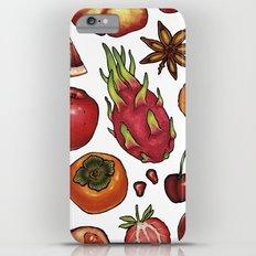 Red Food Slim Case iPhone 6 Plus