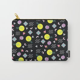 90's geometry Carry-All Pouch