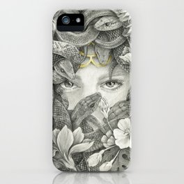Fear of Snake iPhone Case