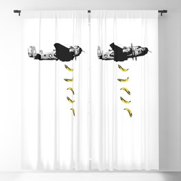 Banana Underground Blackout Curtain