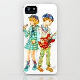 Pop Kids vol.1 iPhone Case