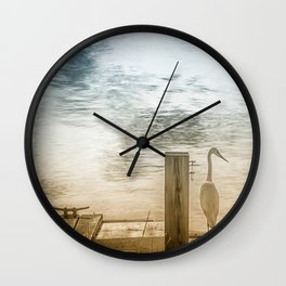 BE STILL... Wall Clock
