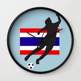 Thailand - WWC Wall Clock