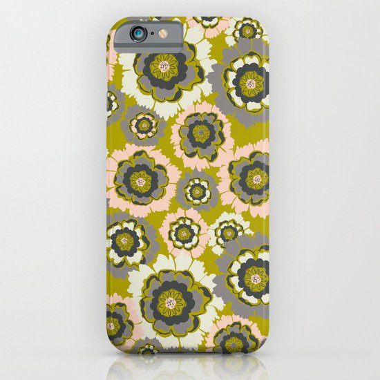 Floral3 iPhone & iPod Case