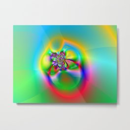 Illusion (FL24-003) Metal Print
