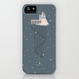 When Love Came Down iPhone Case